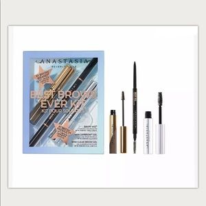 🆕 ABH Best Brows Ever Kit, Soft Brown